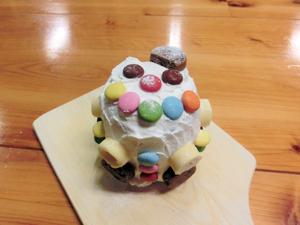 [12/22限定] プチクリスマスケーキ作り