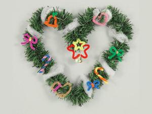 [12/23限定] クリスマスリース作り